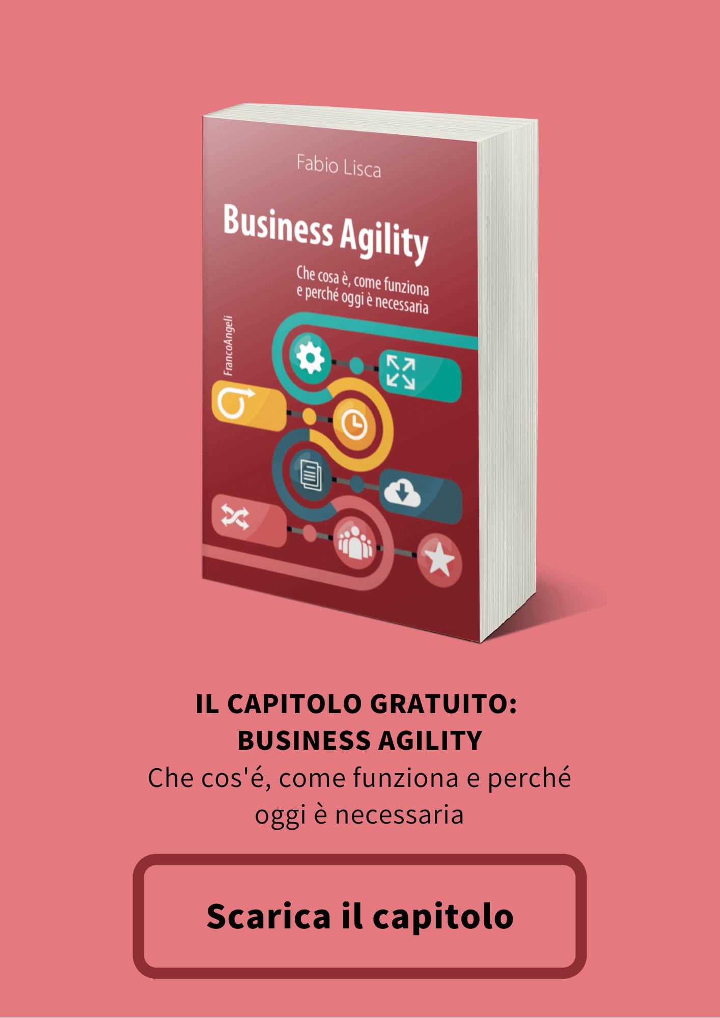 Business Agility, primo capitolo