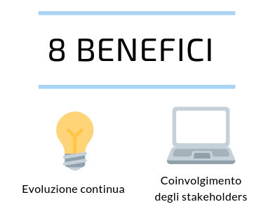 8 benefici incompleta