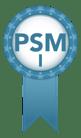 PSM-I-Badge